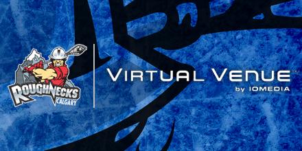 Calgary Roughnecks Virtual Venue By Iomedia